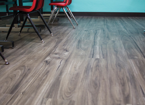 Wooden Flooring in Cayman